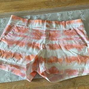 Calvin Klein shorts in tie dye color